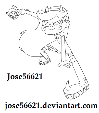 Star - Star Butterfly Vs The Forces of Evil by Jose56621 on DeviantArt