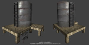 Oil tank by t17dr