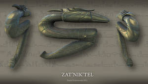 Zat'nik'tel by t17dr