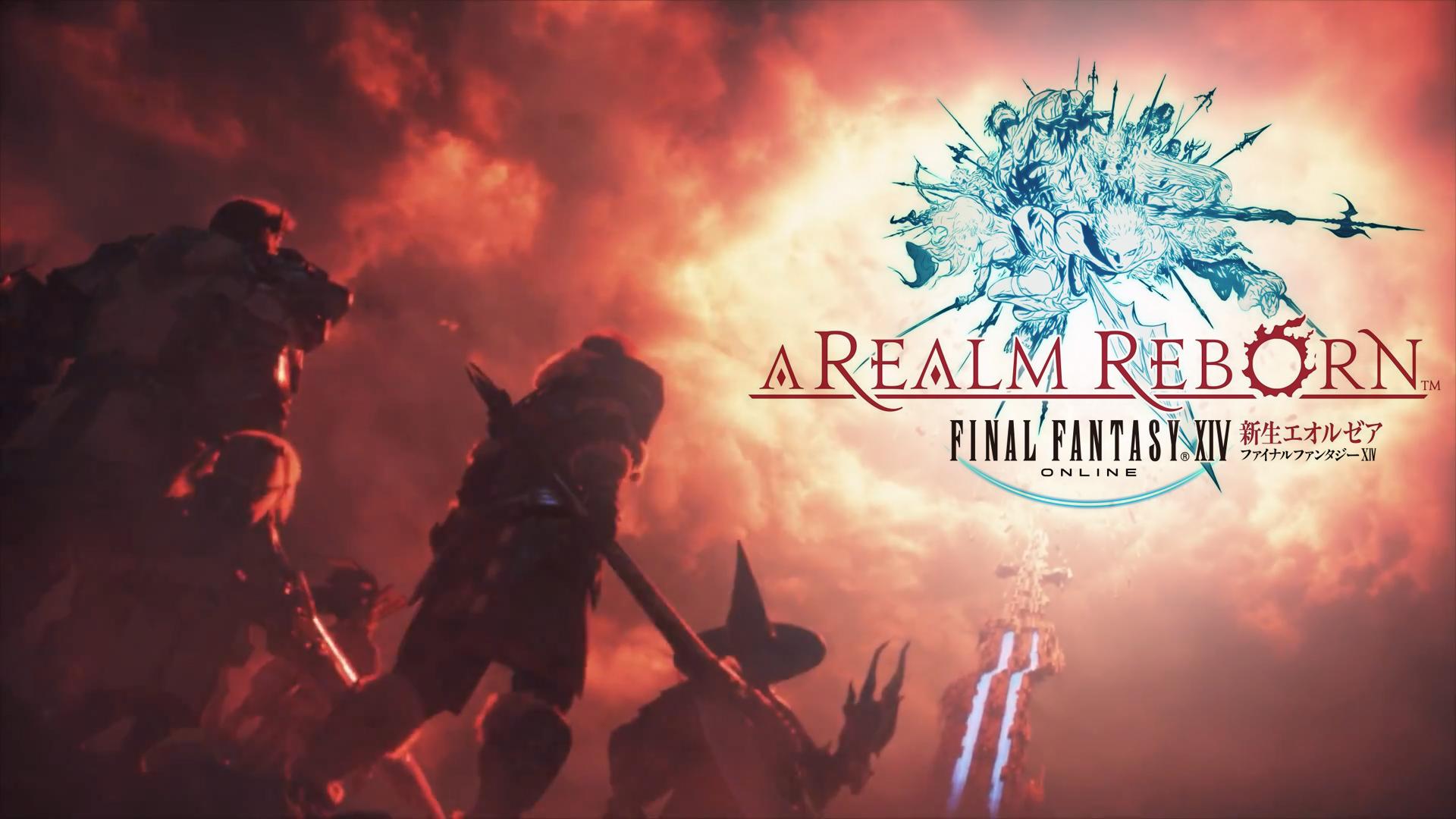 Final Fantasy XIV ARR Wallpaper by AlboQuest