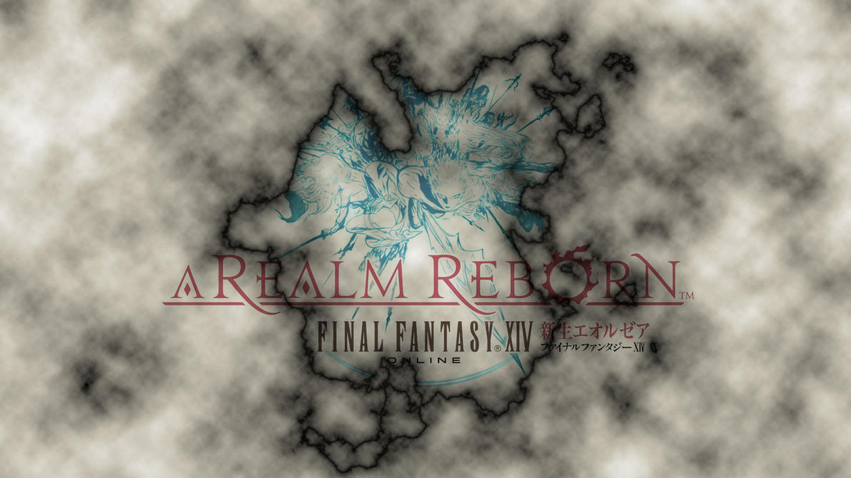 Final Fantasy XIV A Realm Reborn Wallpaper 2 by AlboQuest on DeviantArt