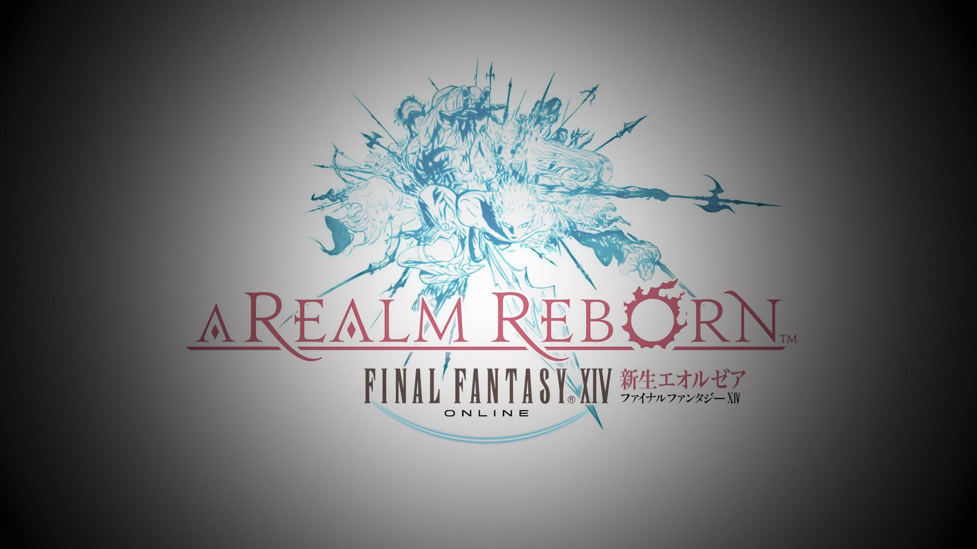 Final Fantasy A Realm Reborn Wallpaper 3 By Alboquest On Deviantart