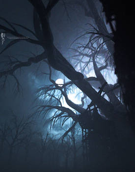 Witchwinter: Dread Trees (Concept)