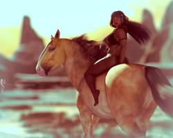 Witchwinter: Native Concept by Magnus-Strindboem