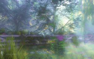 Witchwinter: New Georgia by Magnus-Strindboem