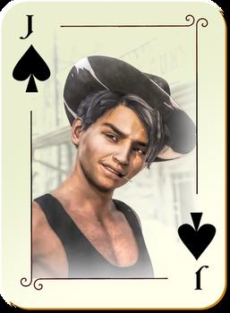 Murderin' Angels: Jack of Spades