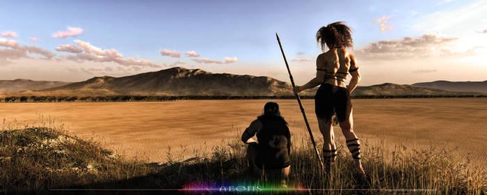 Aeons: Foreshadow - Hunters