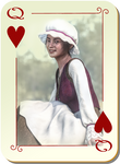 Murderin' Angels: Queen of Hearts by Magnus-Strindboem