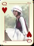 Murderin' Angels: Queen of Hearts by Magnus-Strindboem