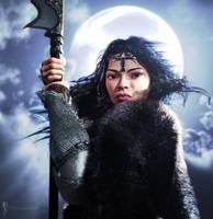 Aeons: Foreshadow - Scythe by Magnus-Strindboem