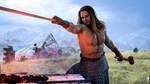 Sword of Revenge! by Magnus-Strindboem