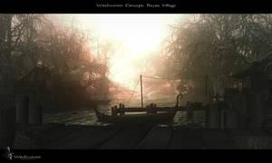 Witchwinter Concept: Bayou Village