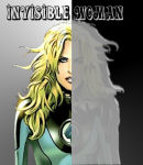 Invisible Woman by meech01