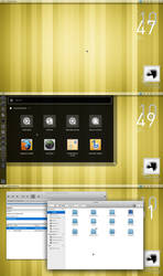 Another Unity desktop