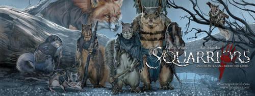 Squarriors - Tinkin by WittA