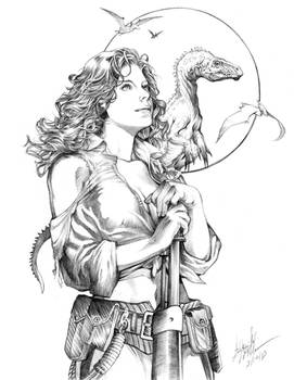 Hannah Dundee commission