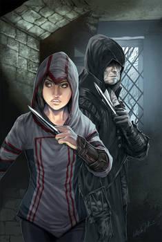Assassin's Creed #1 Diamond UK Variant