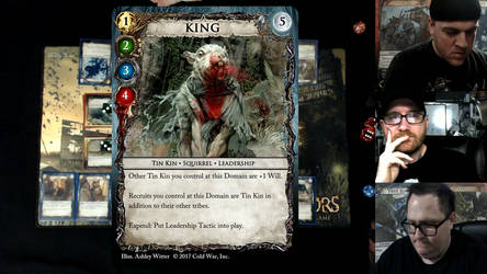 Squarriors The Card Game Livestreams by WittA
