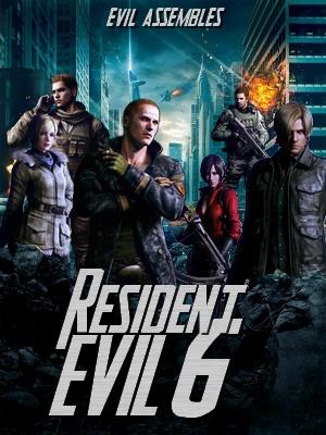 Resident Evil 6 - Avengers cover by Ryuk124