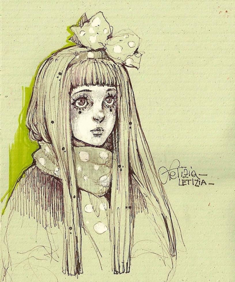 Letizia by Loputyn