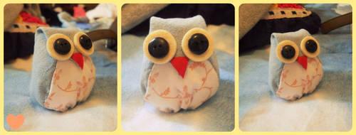 Handmade Owl by Loputyn