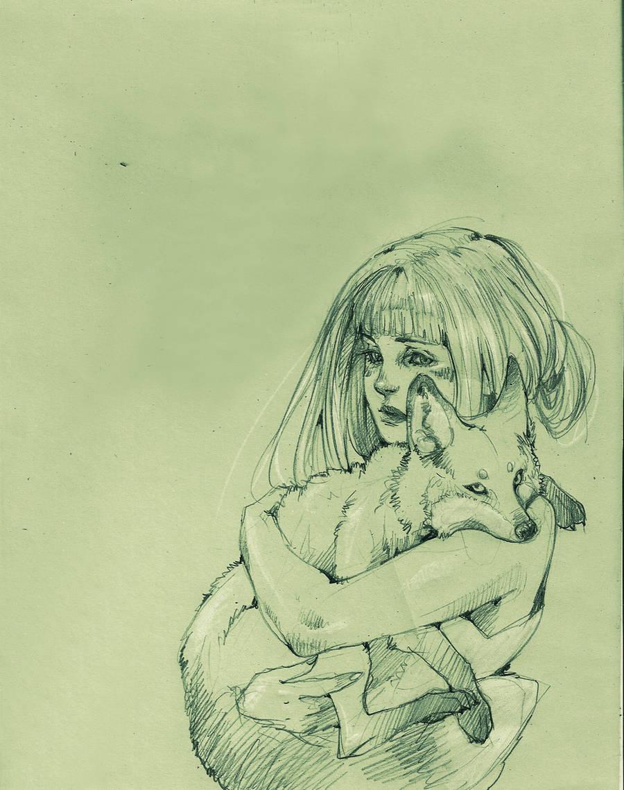 Stringimi forte amor by Loputyn