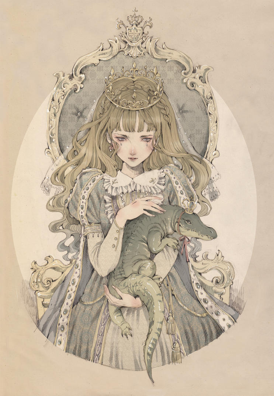 Monstre Sans Valeur by Loputyn