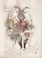 Merry Christmas by Loputyn