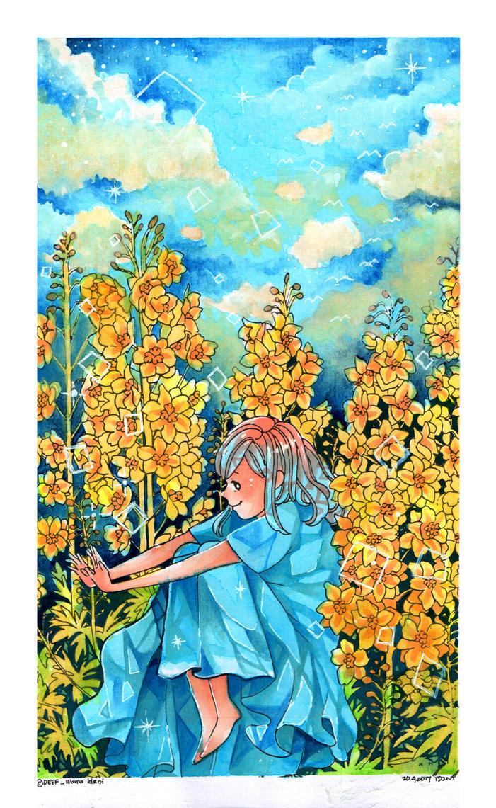 Coloring book by IdzKaizenLMizu