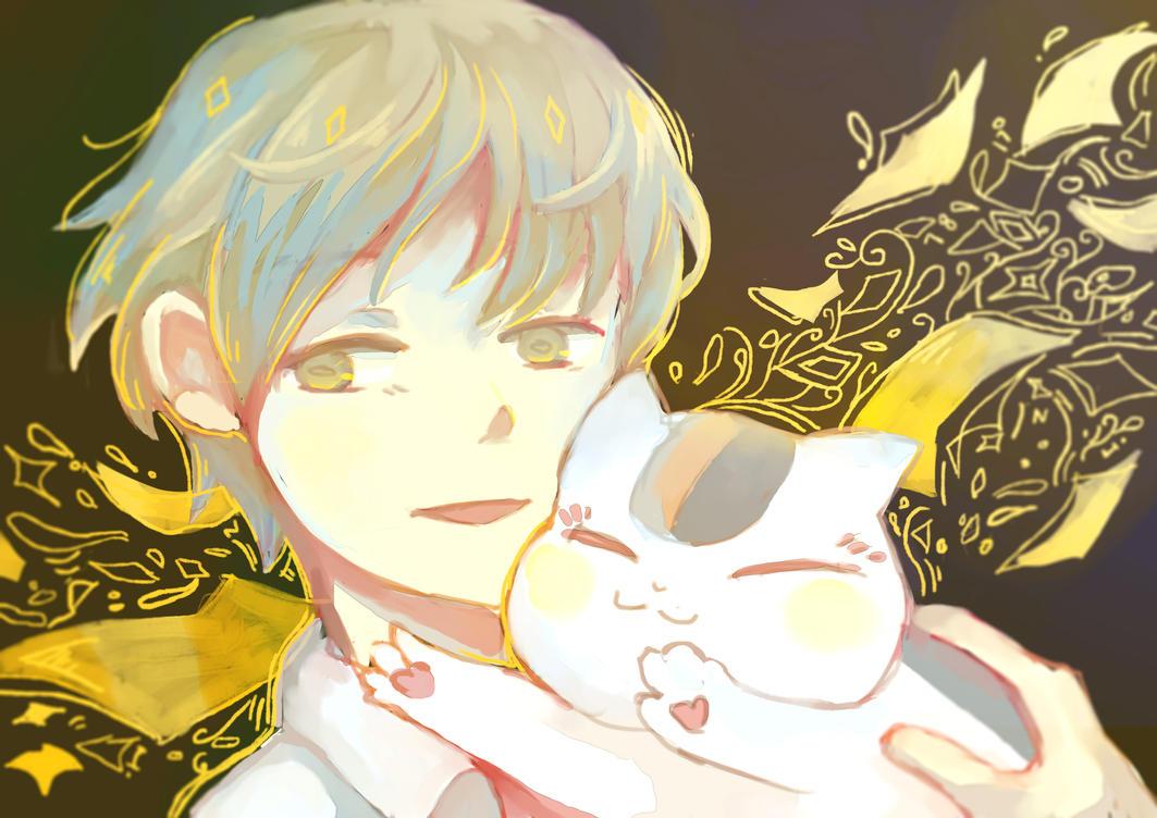 Fanart Natsume Yuujinchou by IdzKaizenLMizu
