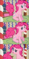 Pinkie's party gone wrong