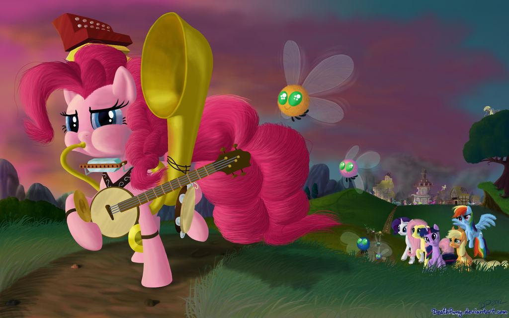 Pinkie's Heroic Vanquishing Polka Parade
