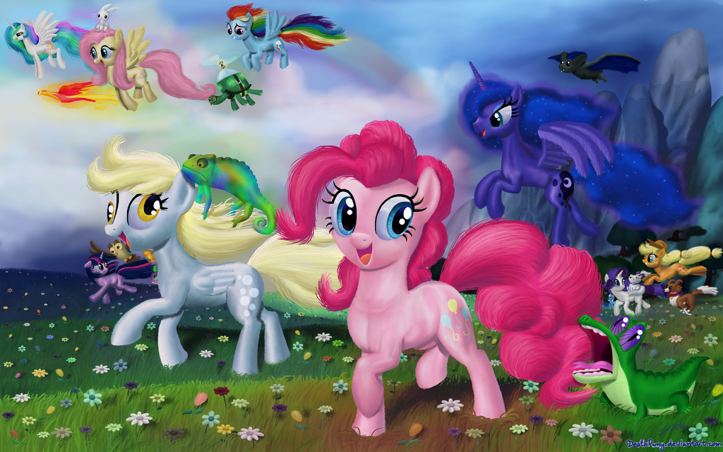 Wanna join the Pony Pet Play Date?
