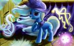 Windy Mane Trixie