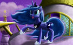 Windy Maned Luna