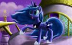 Windy Maned Luna
