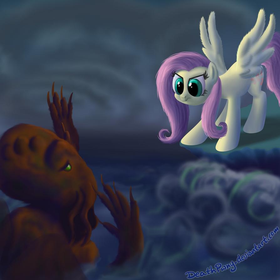 Flutterstare by DeathPwny
