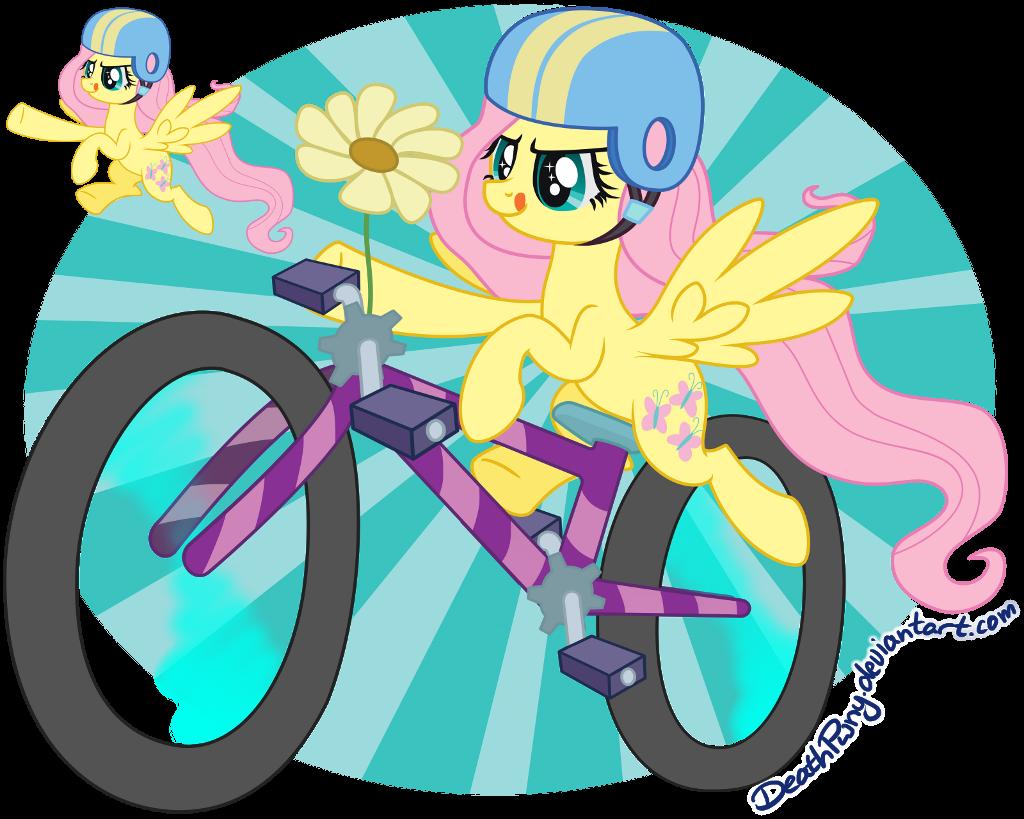 Flutterbike by DeathPwny