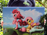 Piano Canvas for GalaCon Charity Auction