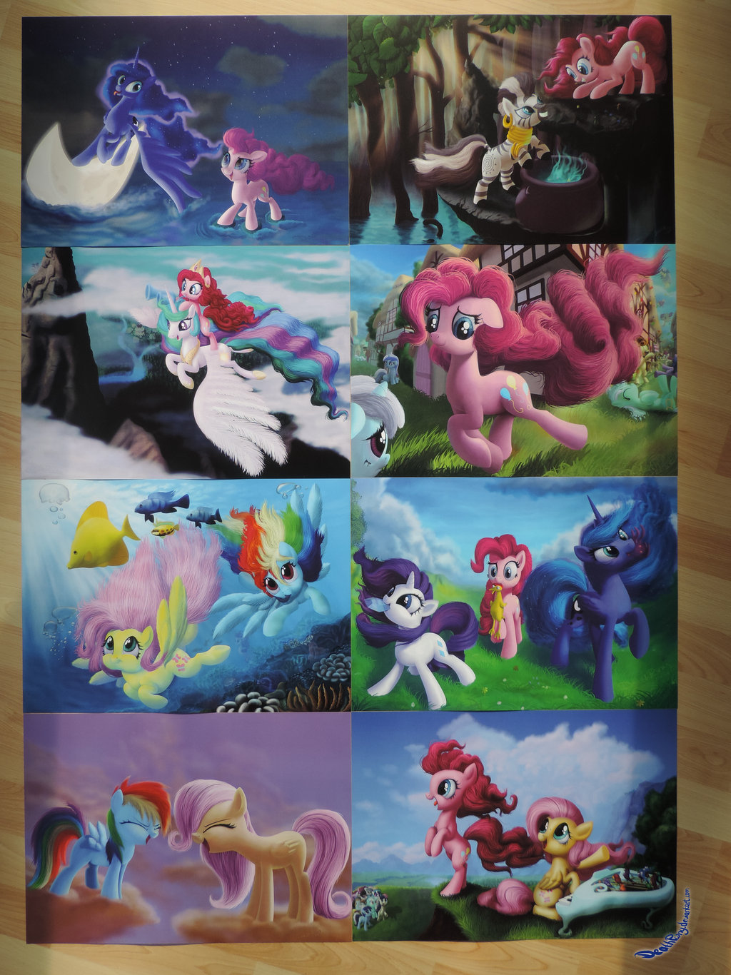 GalaCon Posters by DeathPwny