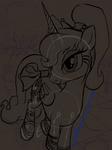 Horse concept