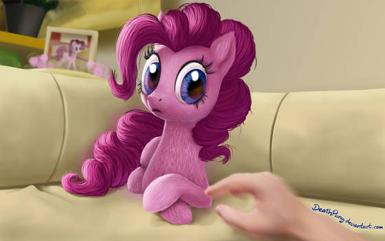 Such Little, Much Pink, Very Pone. Wow by DeathPwny