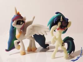 Print Horses! by DeathPwny