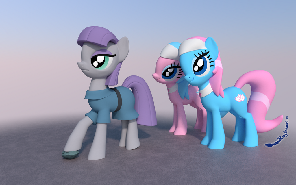3D Print Your Favourite Character by DeathPwny