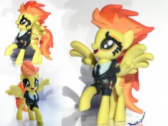 Academy Spitfire by DeathPwny