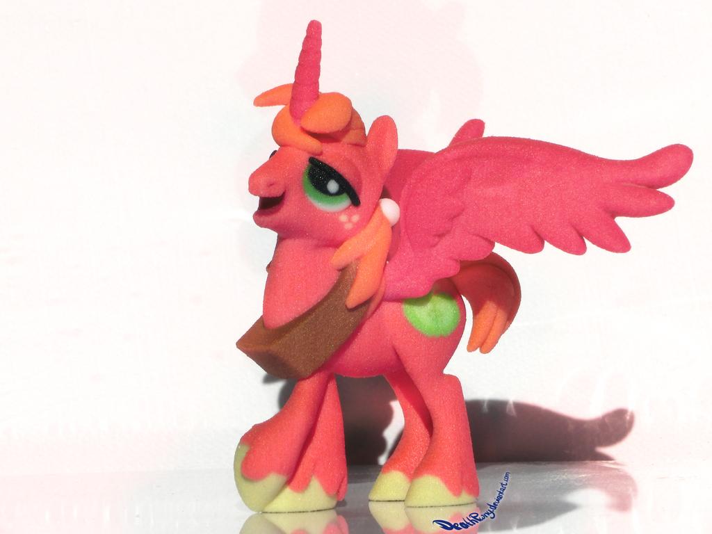 Princess Big Mac by DeathPwny