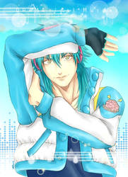 Aoba - DRAMAtical Murder by Mad-Hatter----X