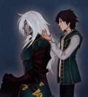 Past and future - speed panting by Mad-Hatter----X