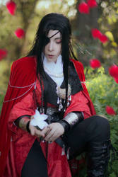 Hua Cheng by Mad-Hatter----X