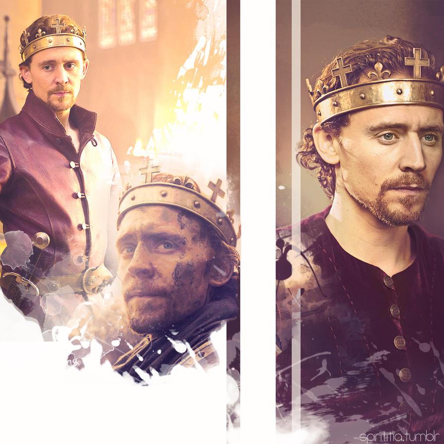 Henry V (Tom Hiddleston) The Hollow Crown Series by Bubblegum-Jellybean